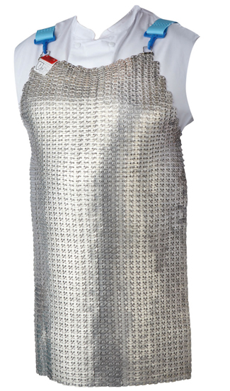 Delantal de chapas de aluminio Honeywell