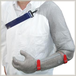 Guante de malla niroflex easyfit brazo completo